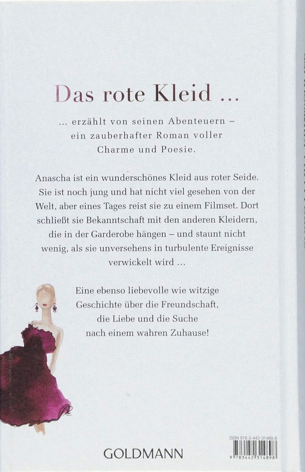 f88c4e48f38d Das rote Kleid  Roman  Amazon.de  Guido Maria Kretschmer  Bücher