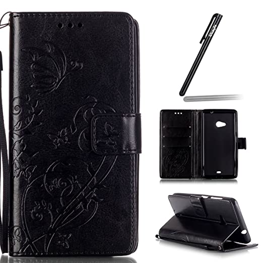 6 opinioni per Microsoft Lumia 535/Nokia N535 Custodia, Ukayfe Modello Bumper Slim Folio