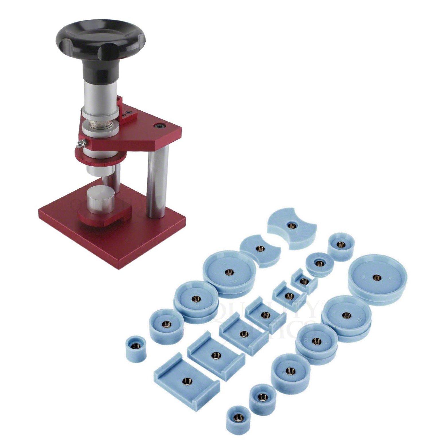 Quality Optics Watch Case Bezel Crystal Press (Press With Dies)