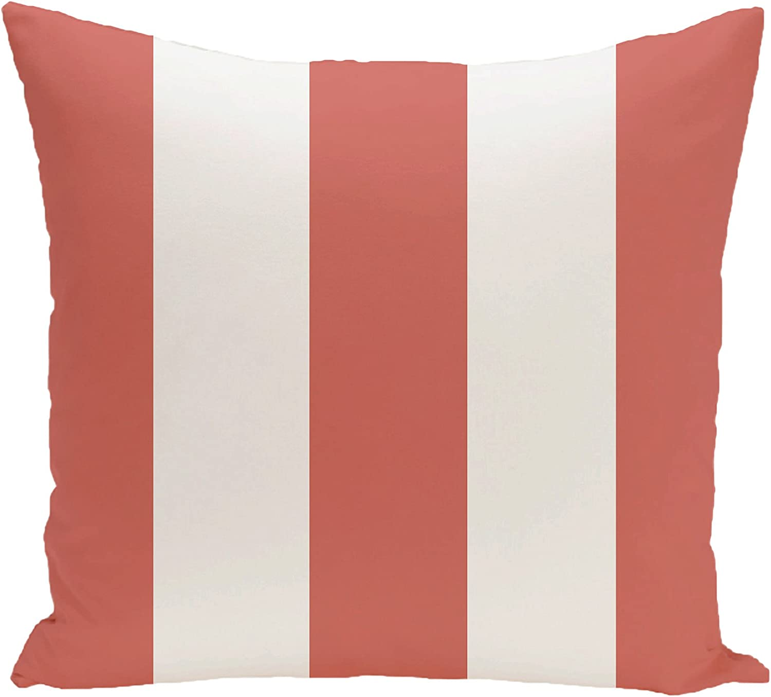 Seed E by design Awning Stripe Print Pillow 18-Inch Length