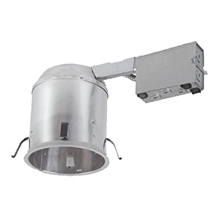 Amazon halo h750ricat recessed lighting led t24 remodel ic air halo h750ricat recessed lighting led t24 remodel ic air tite housing 6quot aloadofball