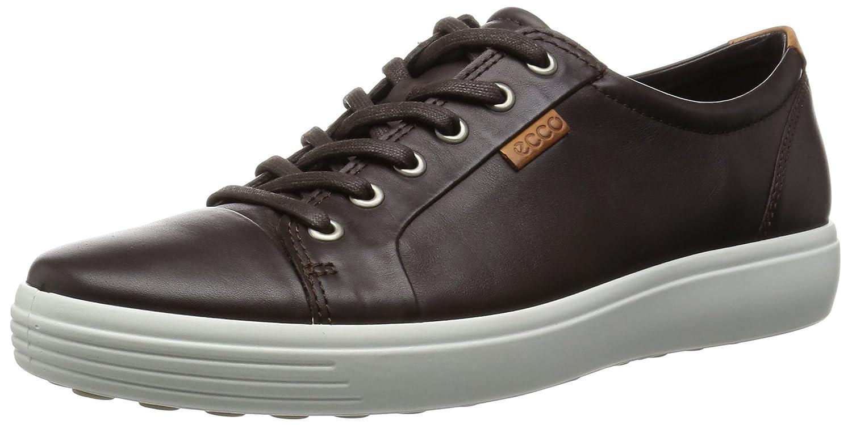 [エコー] スニーカー Mens Soft 7 Sneaker メンズ B00VQRSOV8 27.5 cm|Mocha