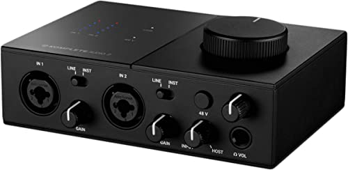 Native Instruments Komplete Audio 2 Two-Channel Audio Interface