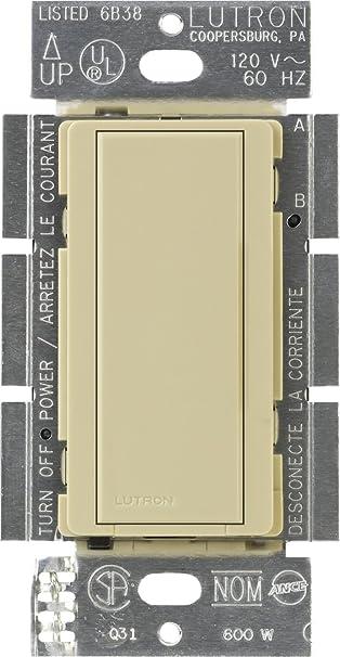 Lutron Maestro Begleiter mit mehreren Schalter: Amazon.de: Baumarkt