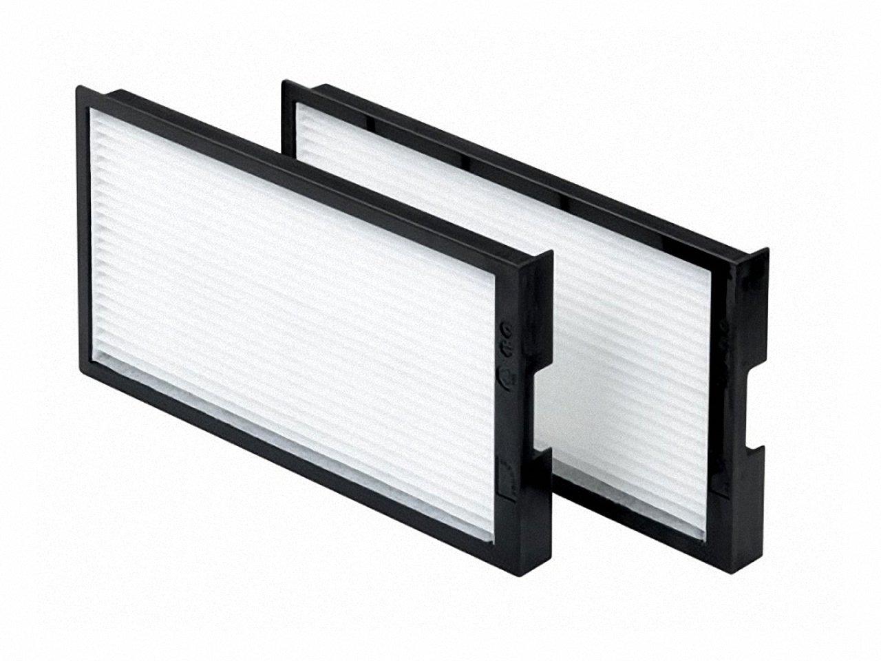 Zehnder Juego de filtros para comfoair 200, G4, 2 unidades 2unidades