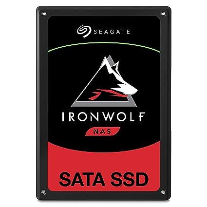 Seagate IronWolf 110 SSD Unidad de Estado sólido 2.5