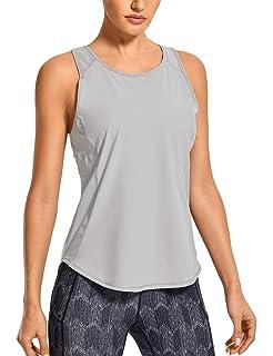 Luckycat Camisetas Mujer Deporte sin Mangas para Yoga ...