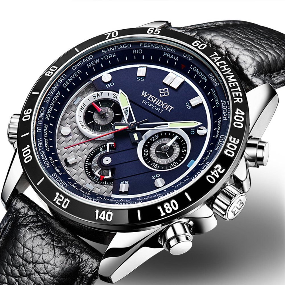Mens Quartz Watch /アウトドアスポーツウォッチ/光watch-e B06XJ41P51