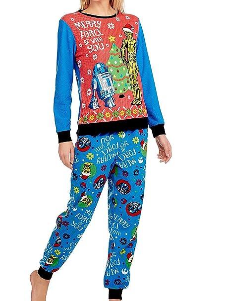 Su¨¦ter y pantalones feos de la Navidad del pa?o grueso y