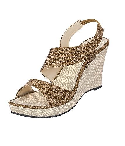 96d7b67d54c Juti Kasoori Smart Casual Stylish Heel Sandals Party Wear Wedding Casual  Wear for Women   Girls