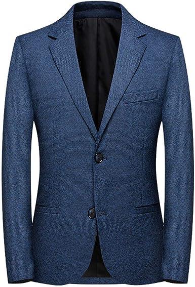 2020 Blazer Slim Fit Ajustable Uni Veste De Costume Nouveau Modele Homme Costume D Affaires Mariage Veste Amazon Fr Vetements Et Accessoires