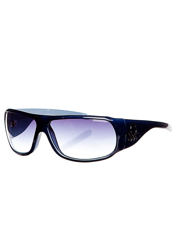 Benetton Sunglasses Gafas de sol BE52004 azul: Amazon.es ...