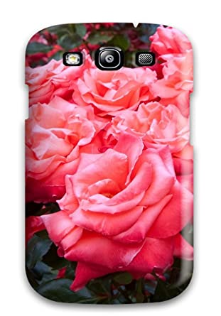 Blanco Y Negro Flores Tumblr Fashion Tpu S3 Para Galaxy Amazon Es