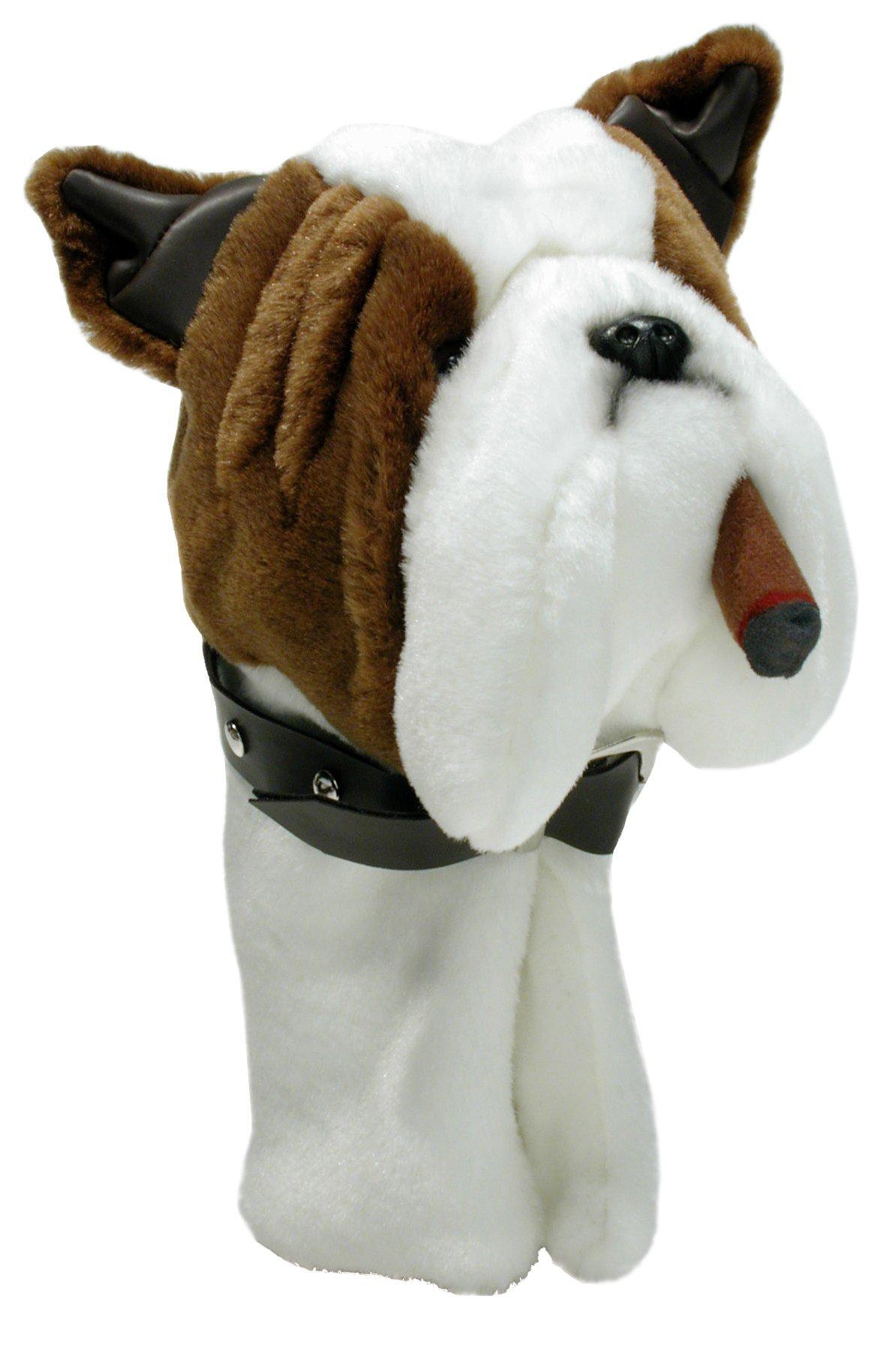 ProActive Sports Zoo Golf 460 cc Headcover - Bulldog w/ Cigar by ProActive Sports