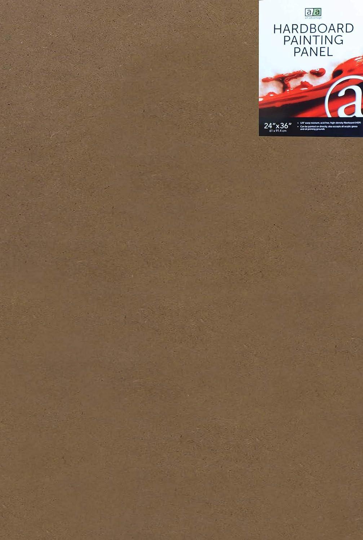 PRO ART 12-Inch by 48-Inch Hardboard Panel