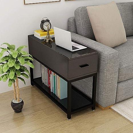 Amazon.com: Moderno armario auxiliar para sofá, taquilla de ...