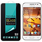 TechFilm for Samsung Galaxy Prevail LTE Tempered Glass Screen Protector