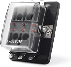 amazon com fuses fuses accessories automotive rh amazon com Buss Fuse Holders Buss Fuse Holders