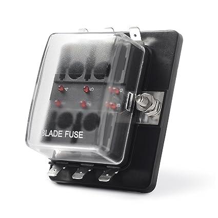 simple kit fuse box