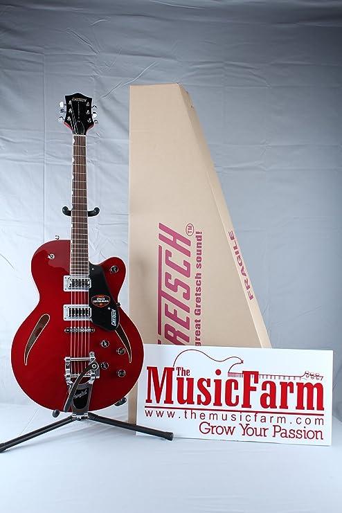 Gretsch Electromatic G5620T-CB Center Block Red · Guitarra ...