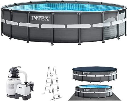 Intex Piscine Hors Sol Ultra Xtr Frame Pool 549 X 132 Cm 26330