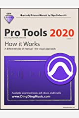 Pro Tools 2020 - How it Works: A different type of manual - the visual approach Kindle Edition