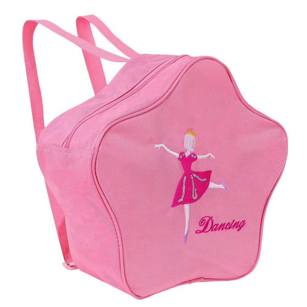 BAOHULU Toddler Girls Leotard Classic Polka Dot Ballet Tutu Dress 2-7 Years