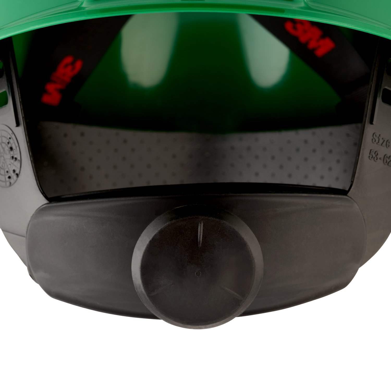 1 Casco//Caja 3M Peltor G30CUY Casco de Seguridad Amarillo