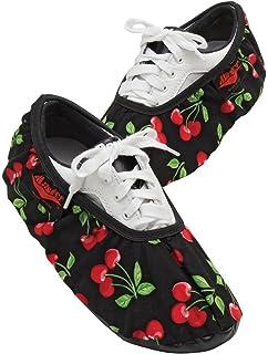 Women's Bowling Shoe Cover Cherries Small/Medium