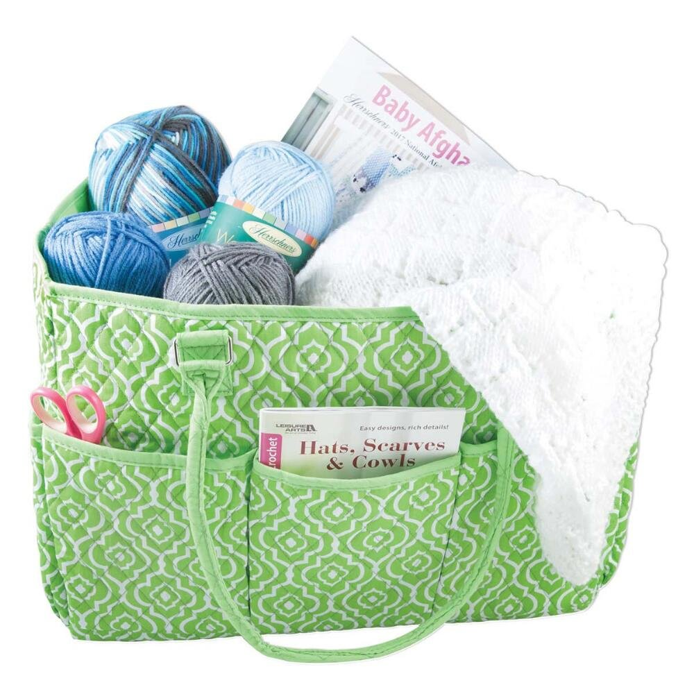 Herrschners® Deluxe Yarn Tote