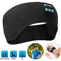 LC-dolida Diadema con Bluetooth, Transpirable, Auriculares para Dormir