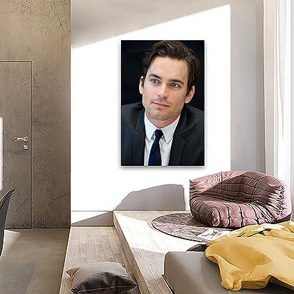 WPQL Matt Bomer - Póster decorativo para dormitorio o ...