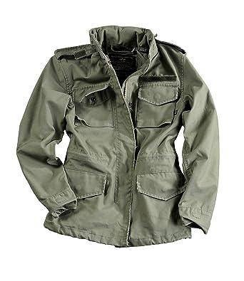 renomowana strona Nowa kolekcja gorące produkty Alpha Industries M65 VF 59 111017 LW Women's Jacket ...
