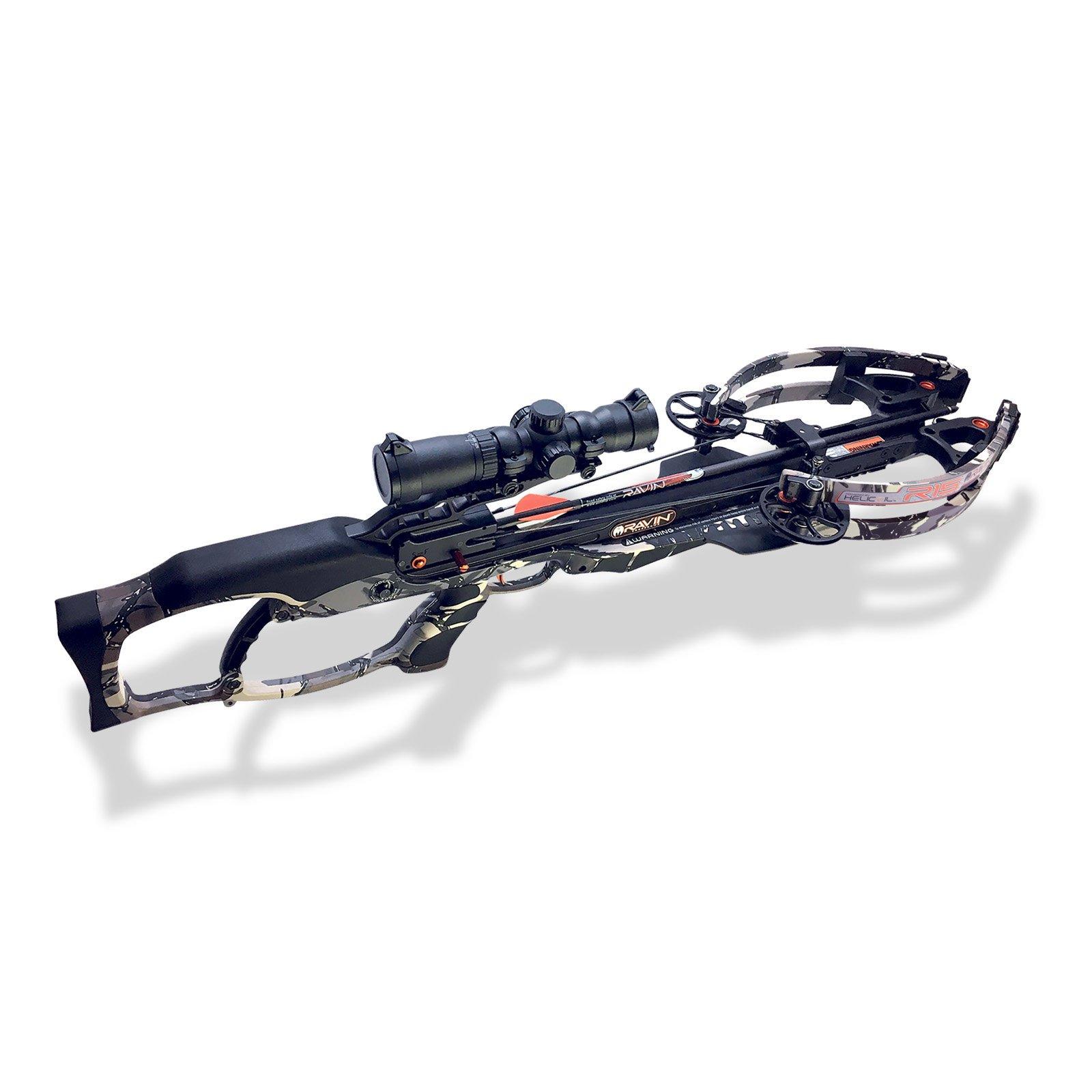 Ravin Crossbows R15 Predator Crossbow Package - Camo