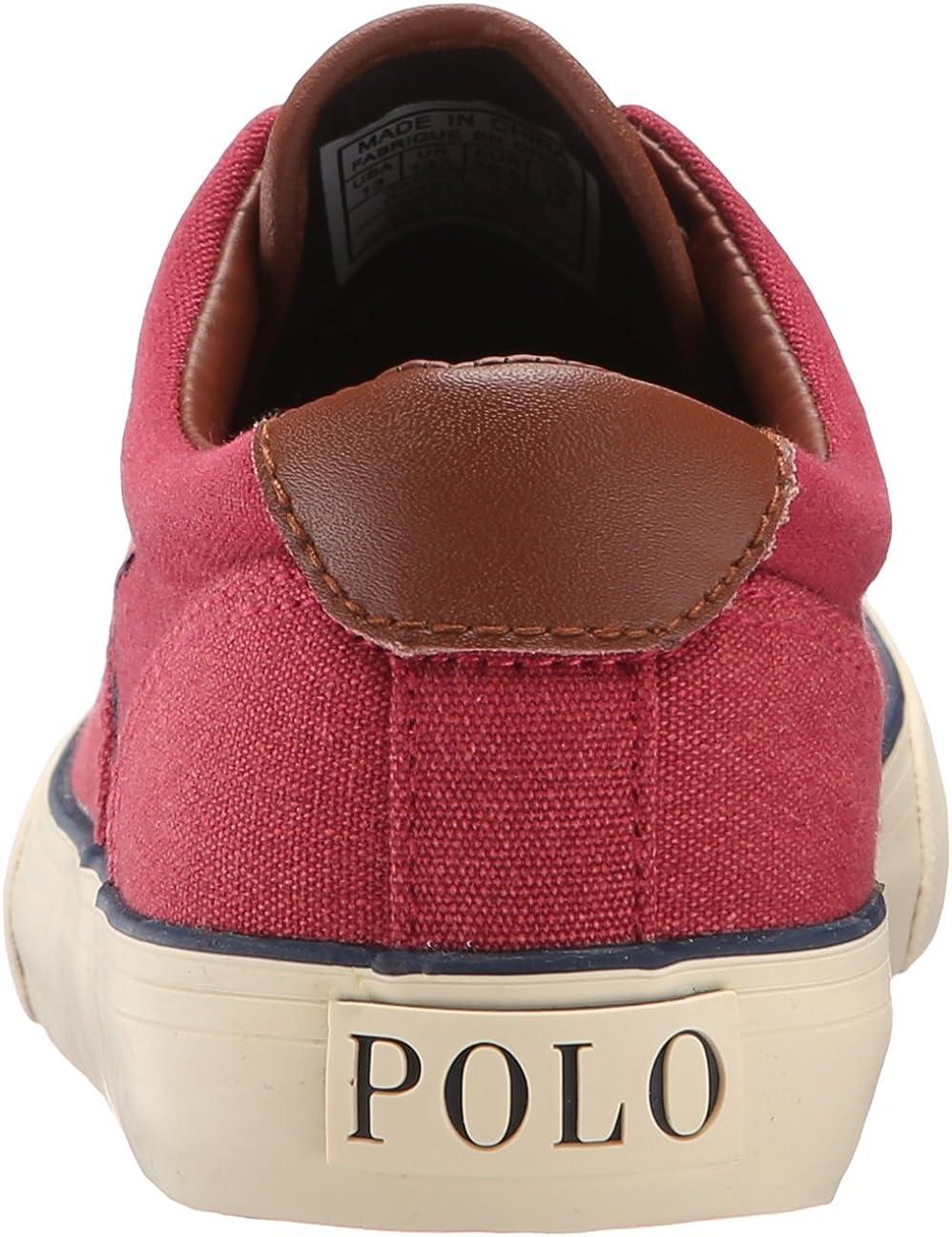 Polo Ralph Lauren Kids Vaughn II Fashion Sneaker