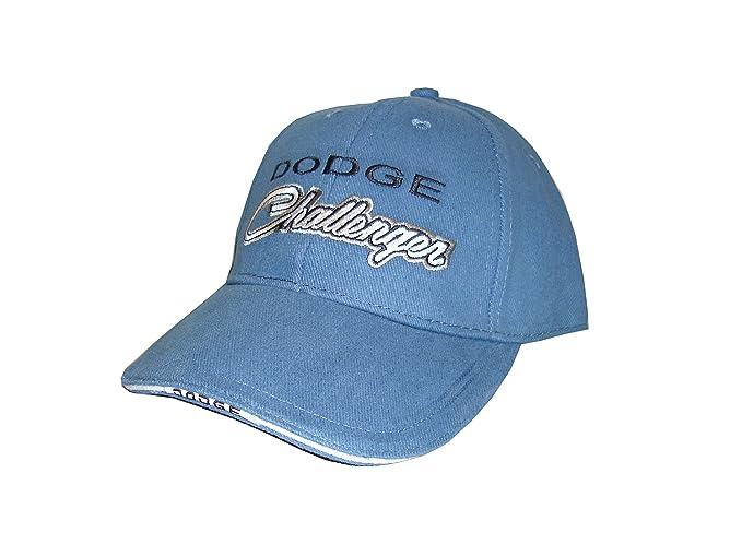 a50c6a21f47 Amazon.com  Hot Shirts - Men s Dodge Challenger Hat  Blue - R T SRT ...