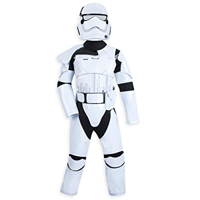 Star Wars Stormtrooper Costume for Kids Multi: Clothing