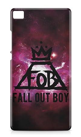 LaMAGLIERIA Carcasa de Huawei P8 Fall out Boy: Amazon.es ...