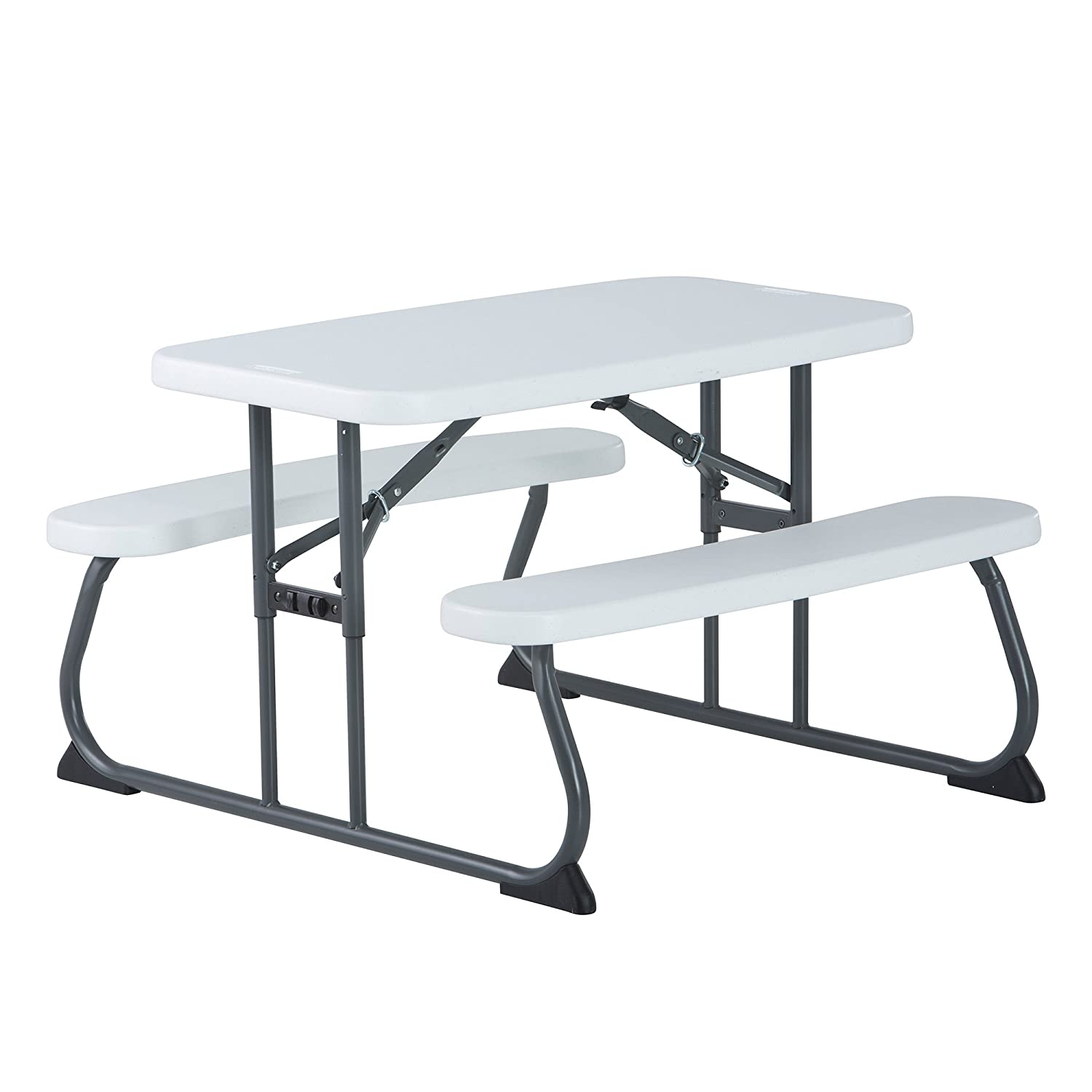Lifetime 60239 Kid s Picnic Table, White