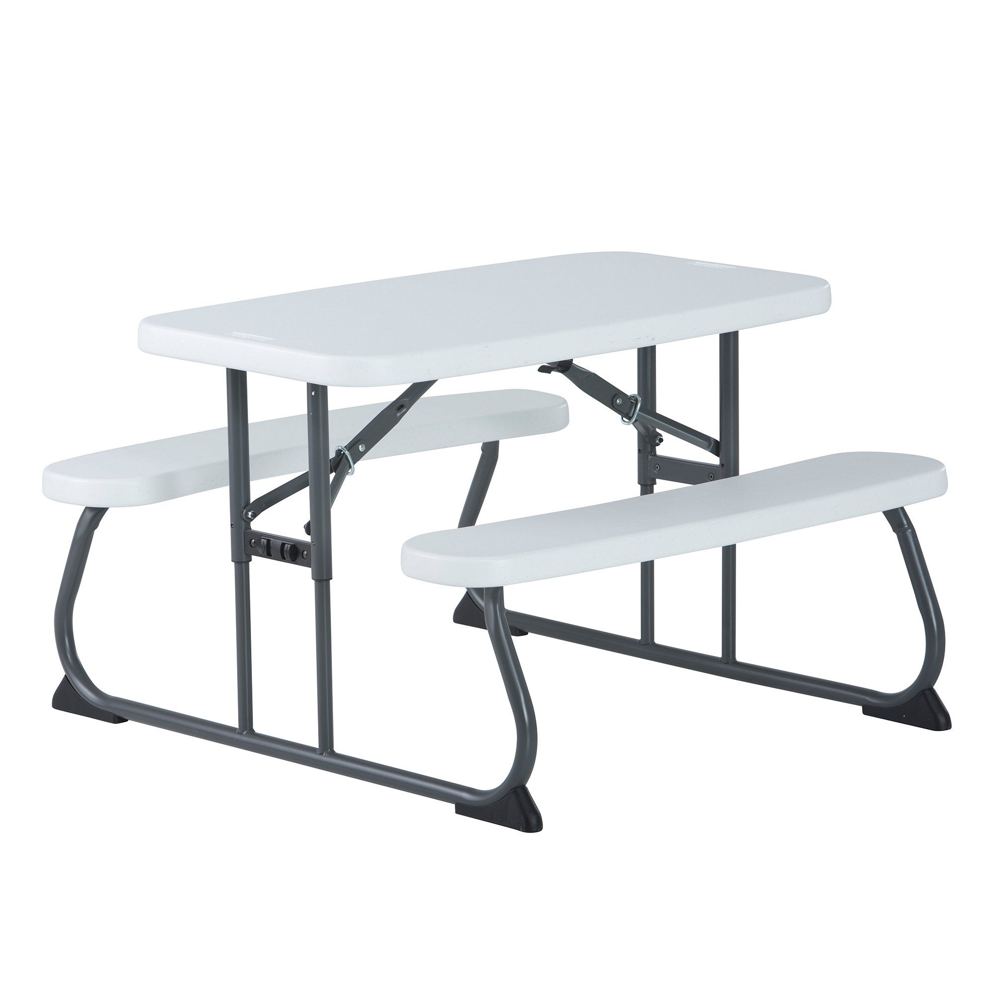 Lifetime 60239 Kid's Picnic Table, White by Lifetime