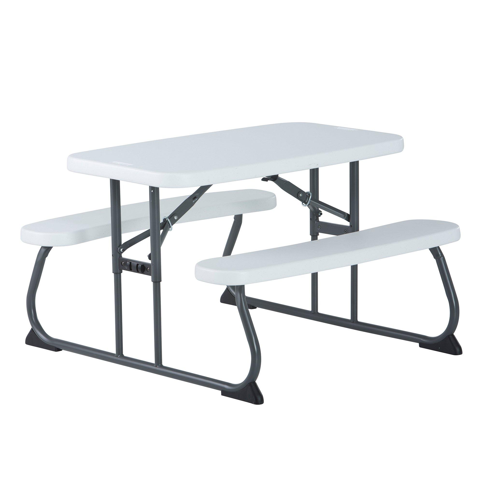 Lifetime 60239 Kid's Picnic Table, White