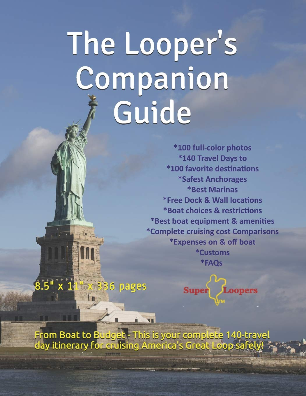 The Looper's Companion Guide: Cruising America's Great Loop ... on the great loopers, caribbean sailing, great lakes sailing,
