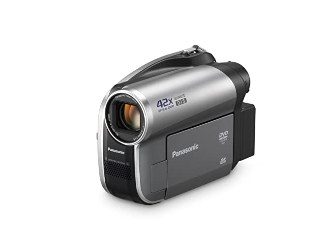 amazon com panasonic vdr d50 dvd camcorder with 42x optical image rh amazon com