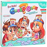 Mumoo Bear Best Family Board Guess Games for Teens Kids and Adults Families 3 and Up