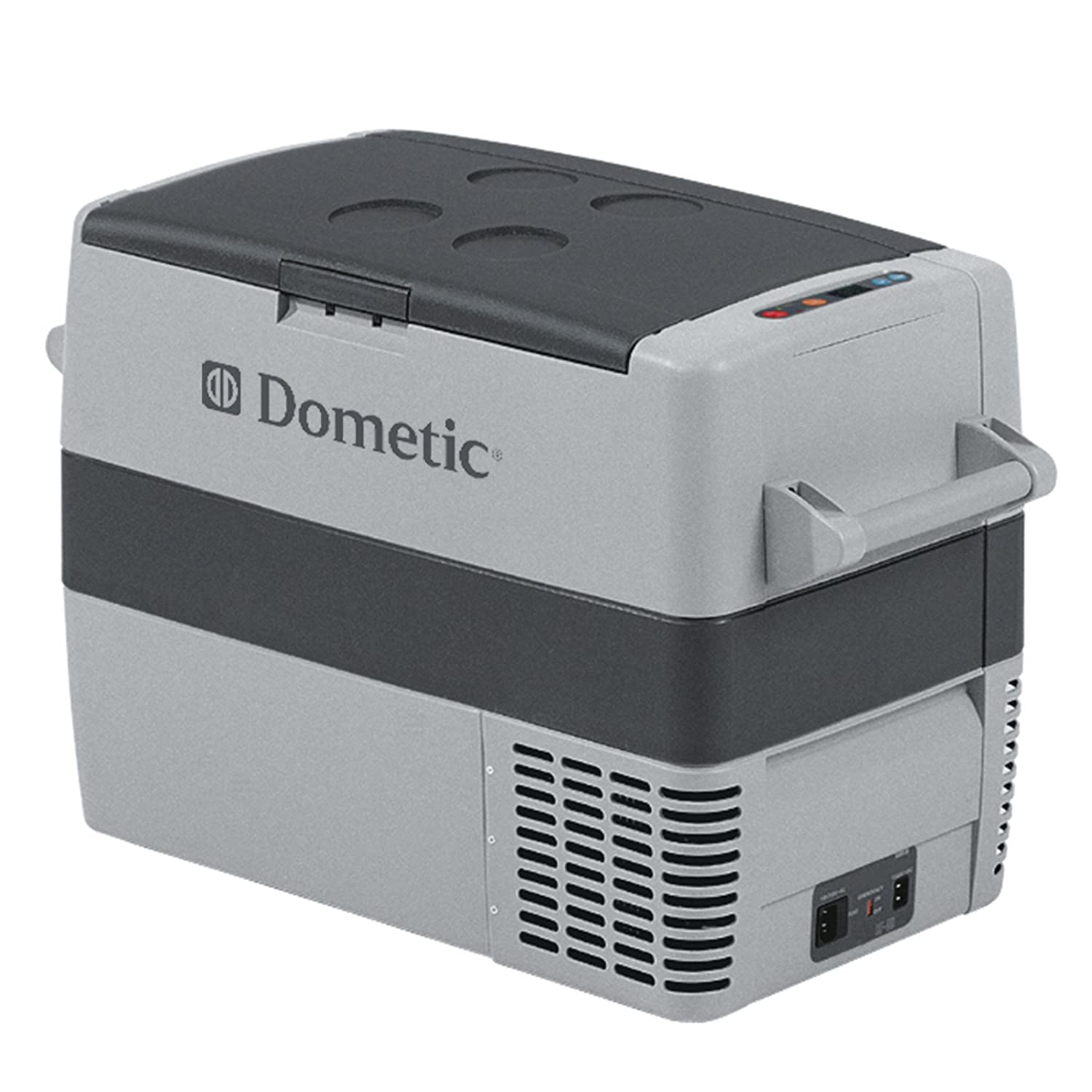 Dometic CF-050AC110 Portable Freezer/Refrigerator Most Popular, Gray