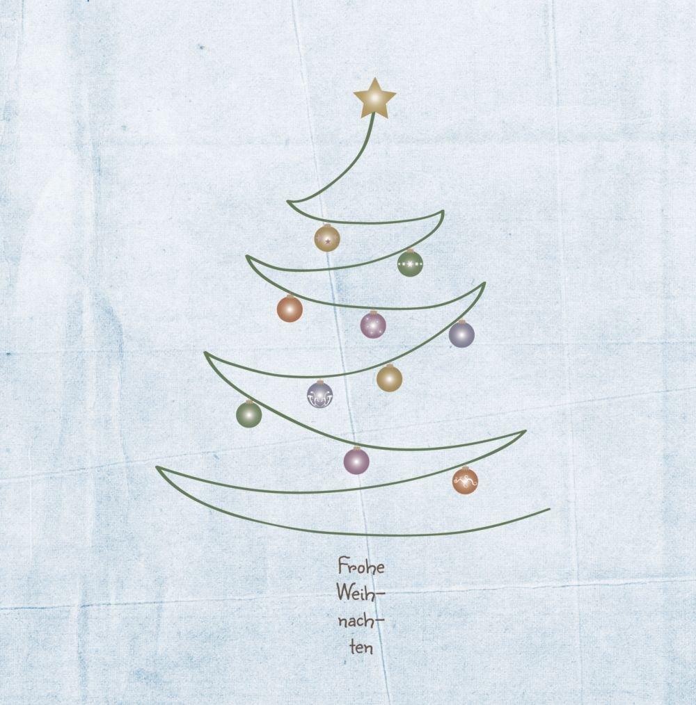 Kartenparadies Grußkarte Grußkarte Grußkarte Weihnachten Grußkarte Weihnachtsbaum, hochwertige Weihnachtsgrüße als Weihnachtskarte (Format  145x145 mm) Farbe  Hellgrün B01N21U24B | Schön geformt  | Speichern  | Online Shop Europe  0eb2c4