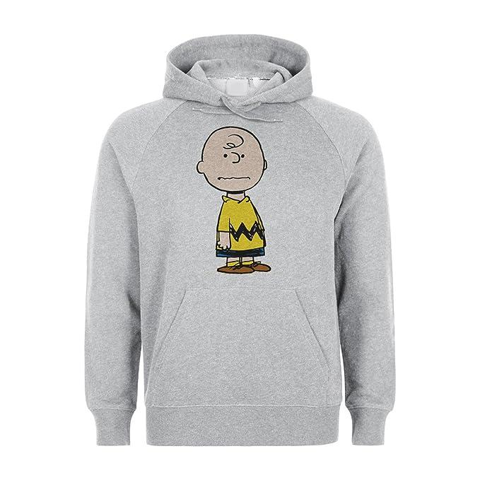 Sweet Charlie Brown Snoopy XXL Unisex Hoodie: Amazon.es: Ropa y accesorios