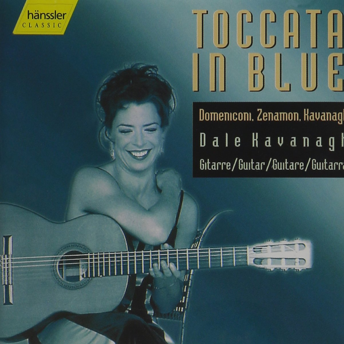 Toccata in Blue - Dale Kavanagh Dome guitar Ranking TOP13 Carlo plays works Indianapolis Mall by