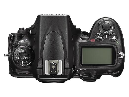 Nikon D700 - Cámara Réflex Digital 12.1 MP (Cuerpo): Amazon.es ...