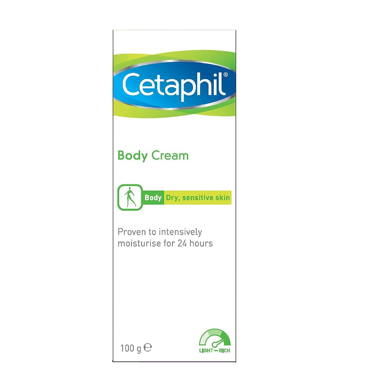 Cetaphil Body Cream 100g Galderma UK Ltd 050658